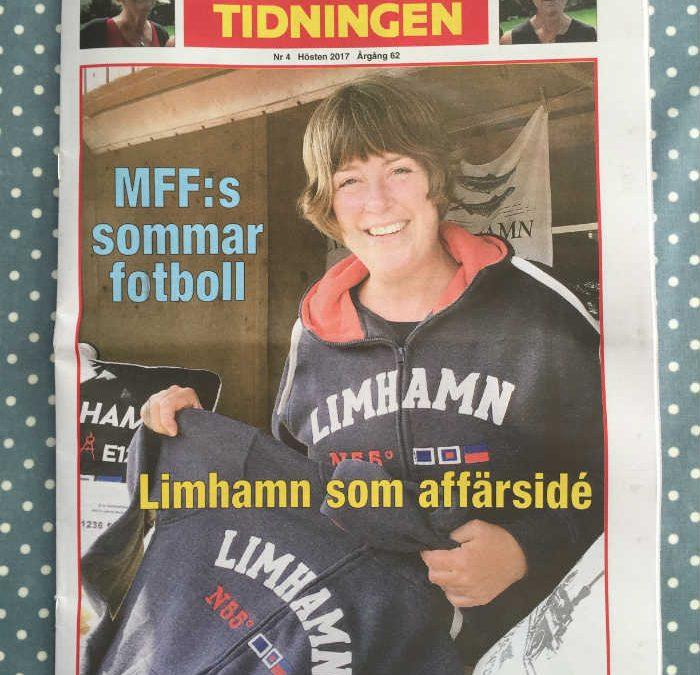Kokkolit i Limhamnstidningen