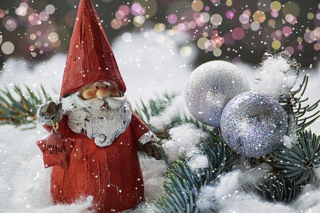 Jul på Limhamn